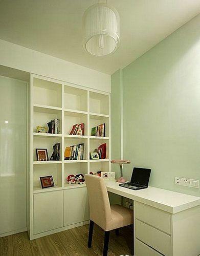 这里就是我们的小书房了