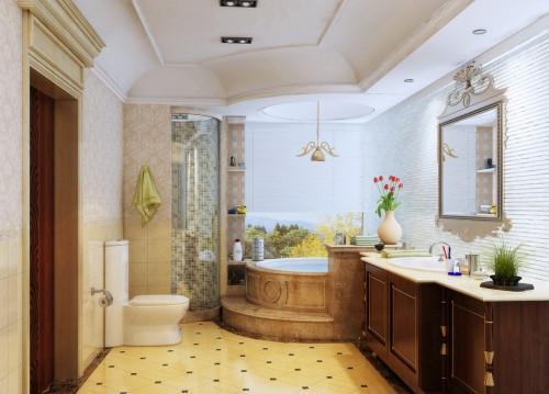 妙不可言的浴室装修奥秘