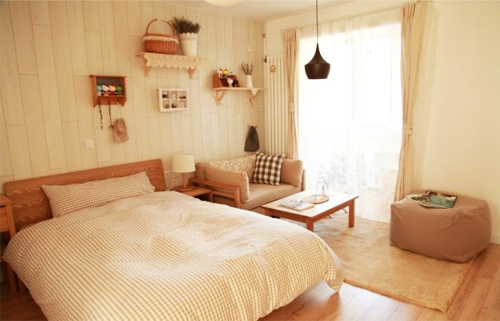 天津家庭装修图片衣柜在中间的移门抽屉图片