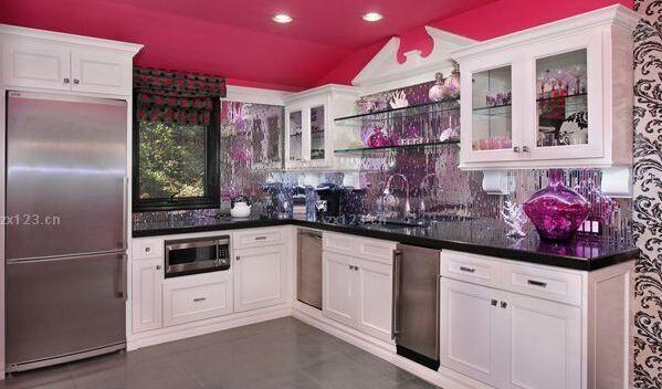 厨房空间改造图