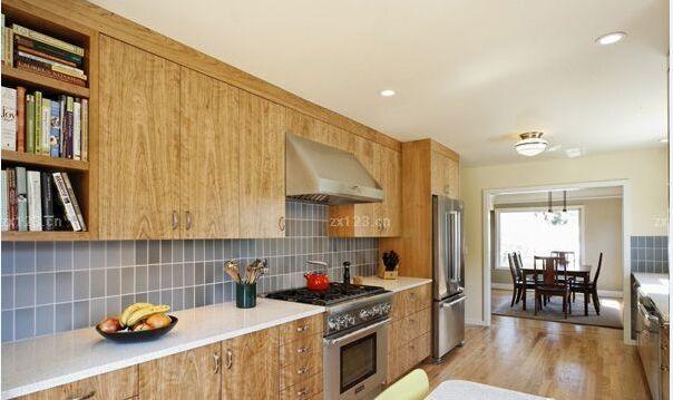 厨房空间展示图