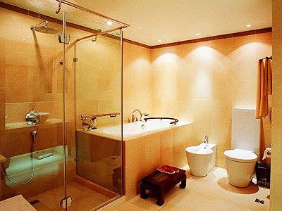 增容卫浴空间 小户型浴室设计法则
