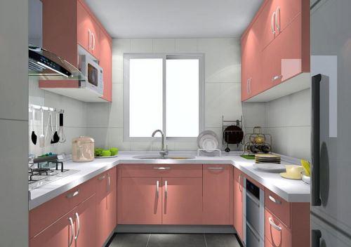 厨房处的一个小窗台,可以摆放上一些厨房用品,分层的调味转盘,方便