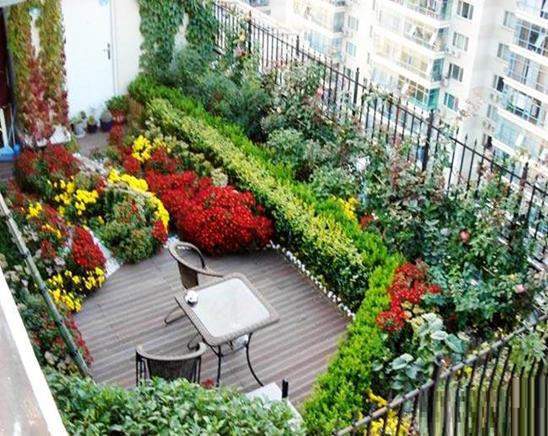 【装修攻略】家装如何绿化阳台?阳台绿化方案