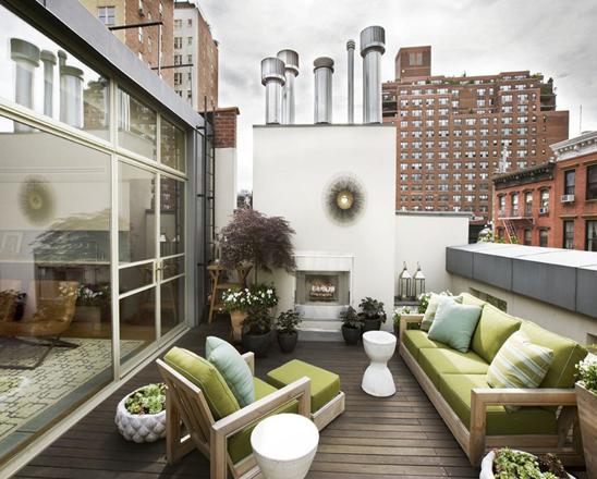 【装修攻略】露天阳台如何装修设计?露天阳台设计方案