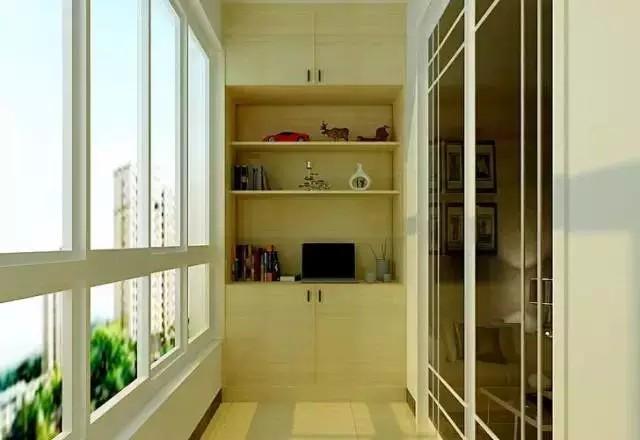 14款厨房改阳台装修效果图最新小厨房改图纸阳台离心泵单级卧式图片