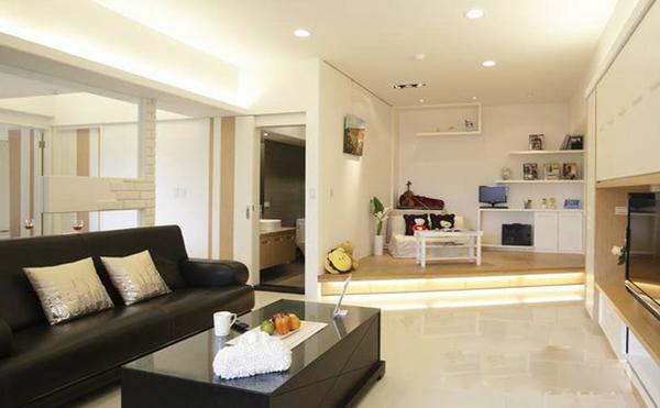 地台设计的运用,地台在家装中的作用