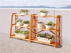 木质花架制作