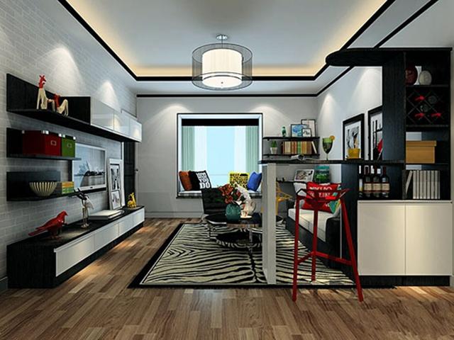 室内吧台尺寸怎样设计 各类吧台尺寸介绍图片