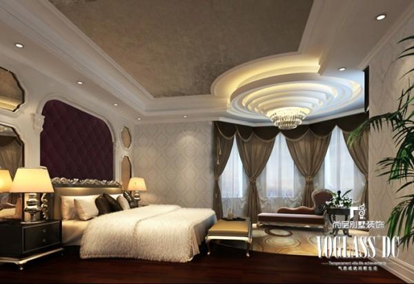 欧式别墅客厅卧室厨房餐厅装修效果图片 装修美图 新浪装