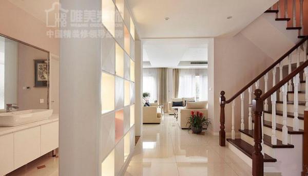 别墅 现代 豪华奢华简约品位 唯美 舒适玄关装修效