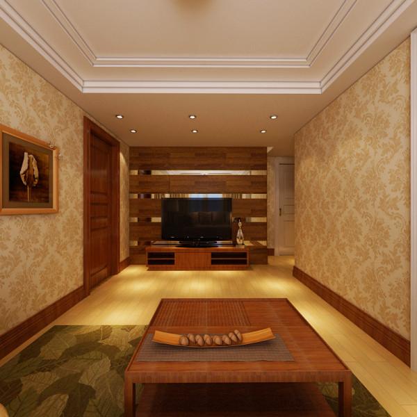 南开两室小户型业之峰现代jianyu客厅装修效果图片 装修美图 新浪装修