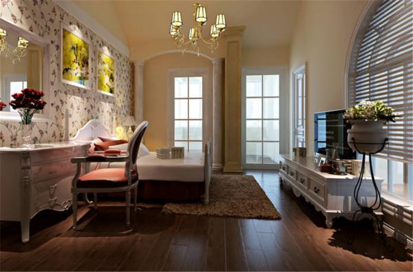 欧式别墅企业家卧室装修效果图片 装修美图 新浪装修家居