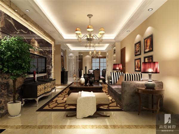 简欧简约欧式三居白领80后时尚客厅装修效果图片 装修美图 新浪装修
