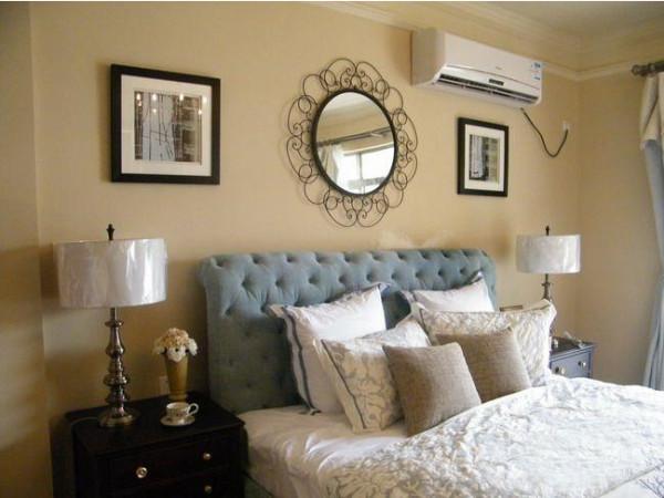简约欧式别墅80后卧室装修效果图片 装修美图 新浪装修家