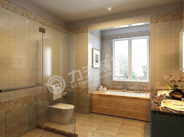 约别墅收纳白领80后小资卫生间装修效果图片 装修美图 新浪装修家