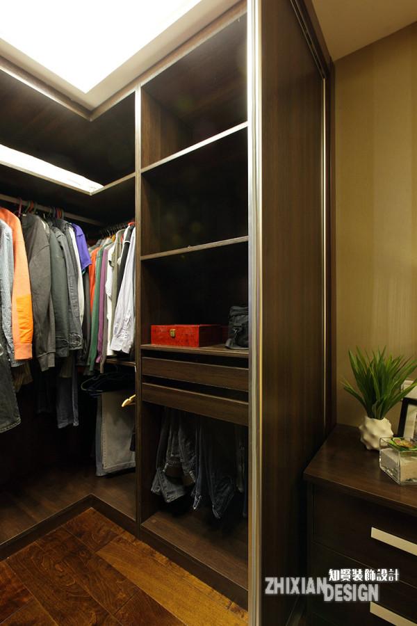 港式简约三居卧室厨房白领小资衣帽间装修效果图片 装修美图 新浪装