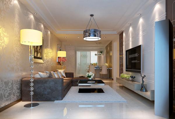 三居80后小資新房客廳裝修效果圖片 裝修美圖 新浪裝修家居網看圖