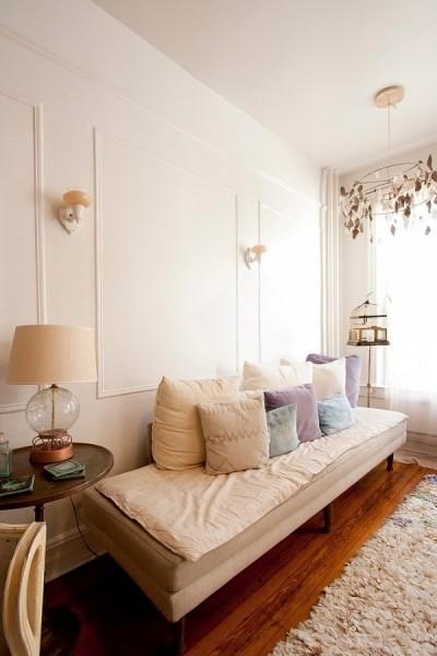 法式乡村别墅装修尚层装饰客厅装修效果图片 装修美图 新浪装修家居