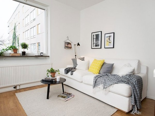 小户型梦想客厅装修效果图片 装修美图 新浪装修家居网看