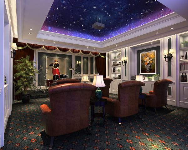 欧式 别墅 英伦风 低调奢华 客厅 其他图片来自唯美装饰喻