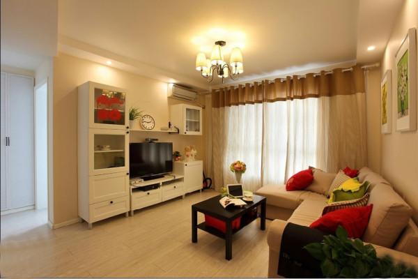 60平米 老房小两居装修 小户型装修