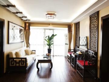 新中式风格诠释soho现代城实景