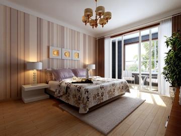 89平米现代时尚两居之家