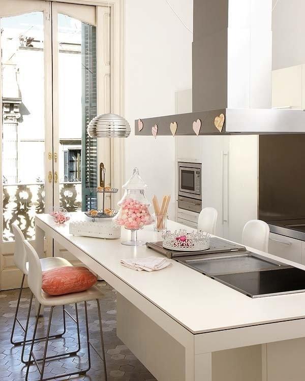 简约三居简欧西班牙风情温馨公寓餐厅装修效果图片 装修美图 新浪装高清图片