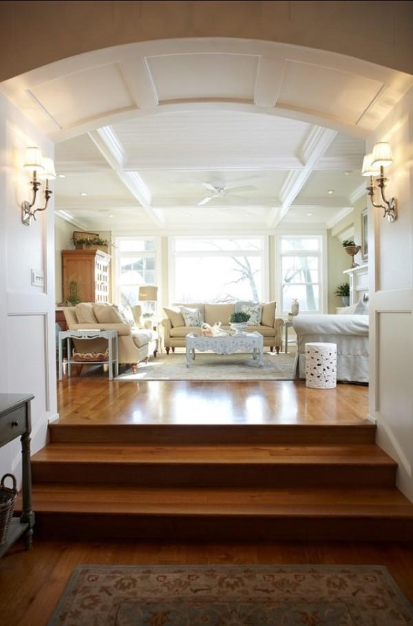 简约北欧风格别墅装修别墅设计客厅装修效果图片 装修美图 新浪装修
