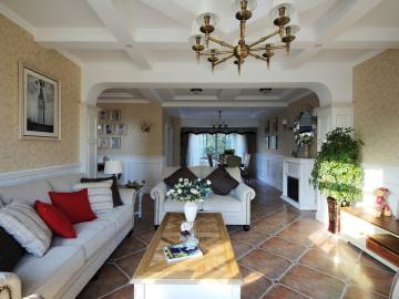 美式别墅--和谐、愉悦登封御景台