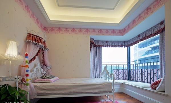 简欧家居效果图五居收纳卧室装修效果图片 装修美图 新浪