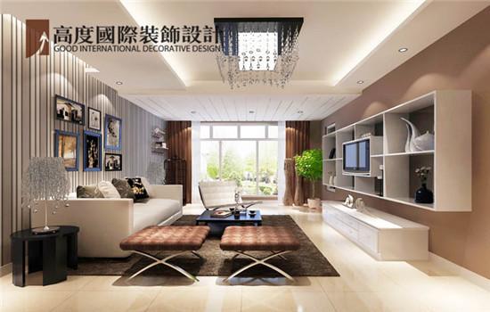 北京家装装修装饰设计客厅装修效果图片 装修美图 新浪装修家居网看