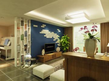 现代新中式-145平三居室