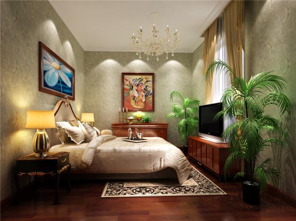 欧式 别墅 80后 装修效果图 卧室图片来自高度国际装饰希文