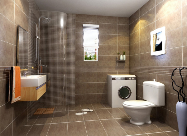 厕所 家居 设计 卫生间 卫生间装修 装修 600_436