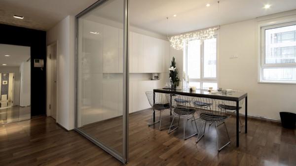 东易家庭装修室内装修高度国际尚层田园欧式简约三居厨房高清图片