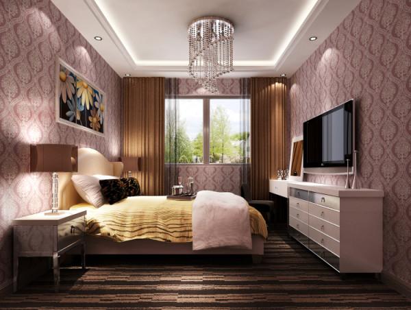 简约欧式复式卧室装修效果图片 装修美图 新浪装修家居网
