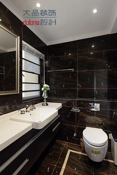 欧式美式卫生间装修效果图片 装修美图 新浪装修家居网看图装修