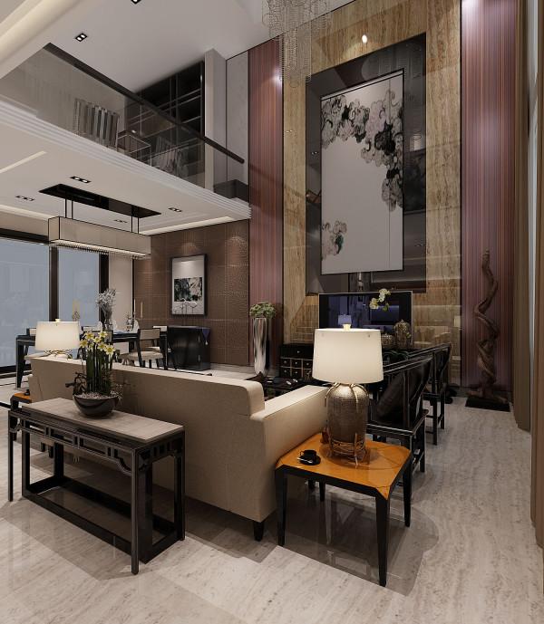 港式混搭客厅装修效果图片 装修美图 新浪装修家居网看图装修 -港式混