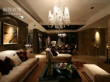 新界-后现代风格-四居室