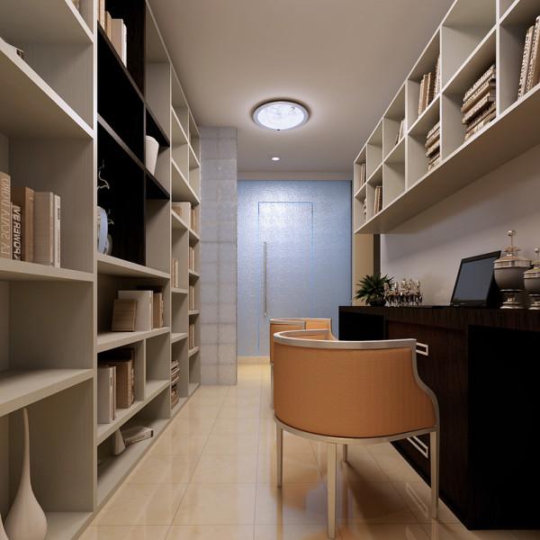 简约欧式三居书房装修效果图片 装修美图 新浪装修家居网看图装修 -