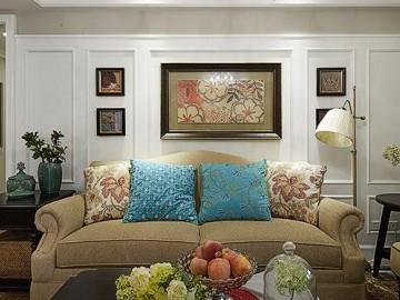 160平典雅美式新居