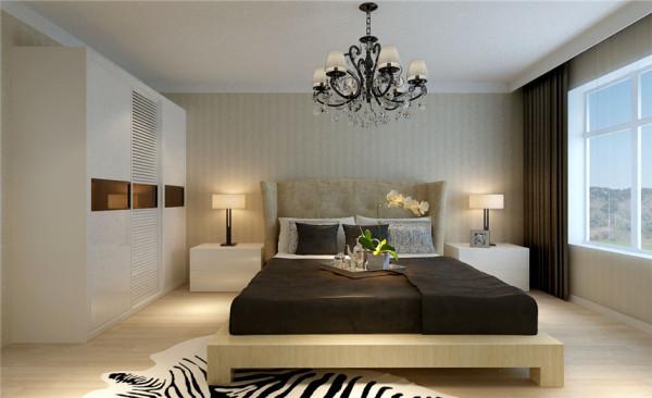 别墅现代联排卧室装修效果图片 装修美图 新浪装修家居网