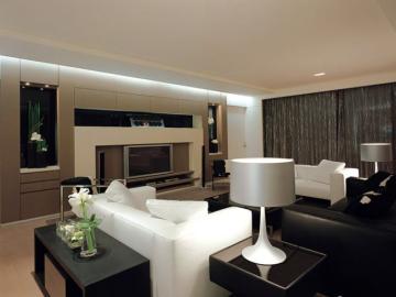 现代简约 时尚感极强的三居室