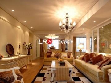 神仙树大院141平 欧式风格