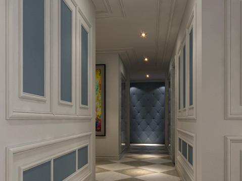 简易吧台   客厅:客厅设置回形吊顶,电视墙采用石材做背景墙