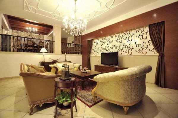 设计装修设计室内设计客厅装修效果图片 装修美图 新浪装修家