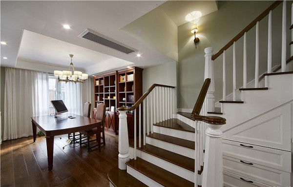 楼梯设计图片