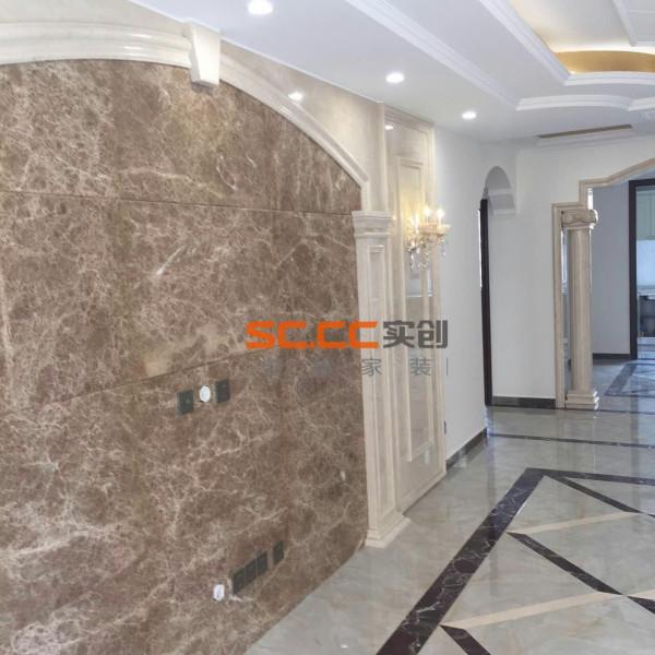 多少钱实创装饰新房装修客厅装修效果图片 装修美图 新浪装修家居网